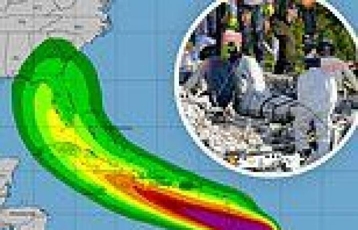 Storm Elsa has become a hurricane, the first of the season, and is barreling ...