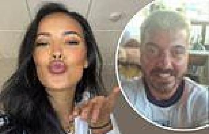Maya Jama delights fan with a video call after he was given her number by ...