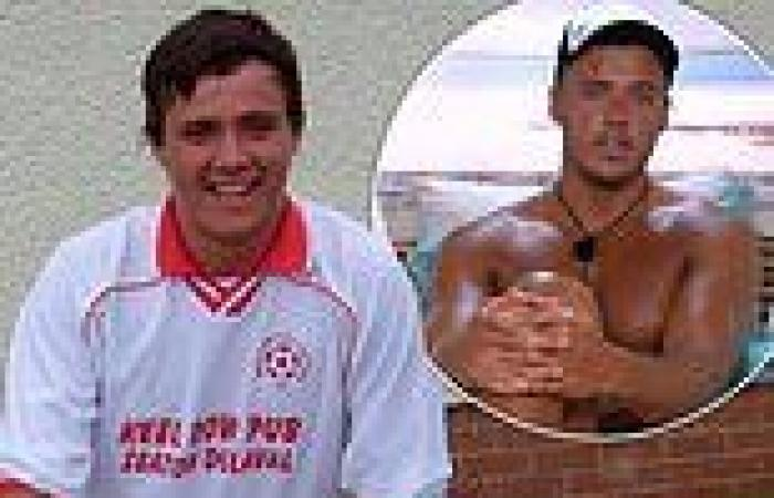Love Island's Brad McClelland looks barely recognisable in throwback snaps as ...