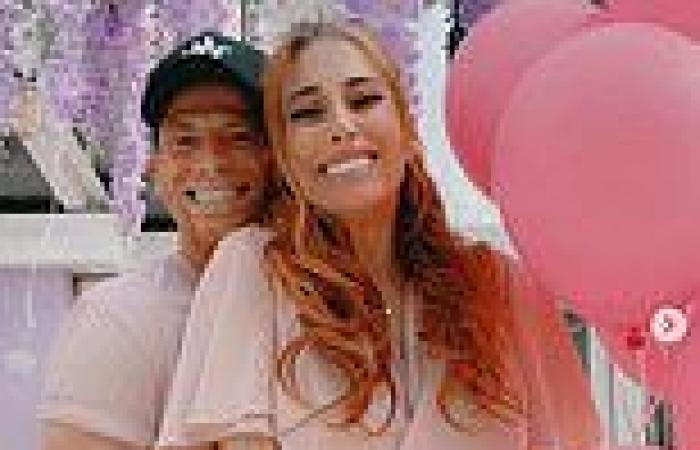 It's a GIRL! Stacey Solomon announces she is pregnant with her first daughter
