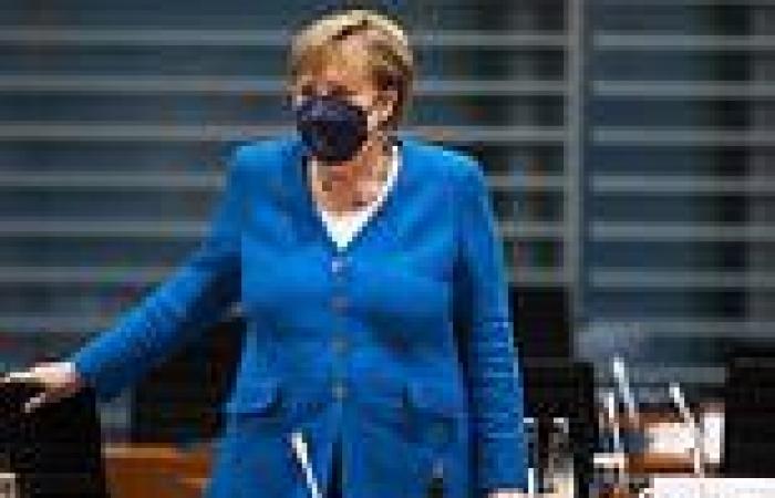 Angela Merkel 'preparing to back down over travel rules'