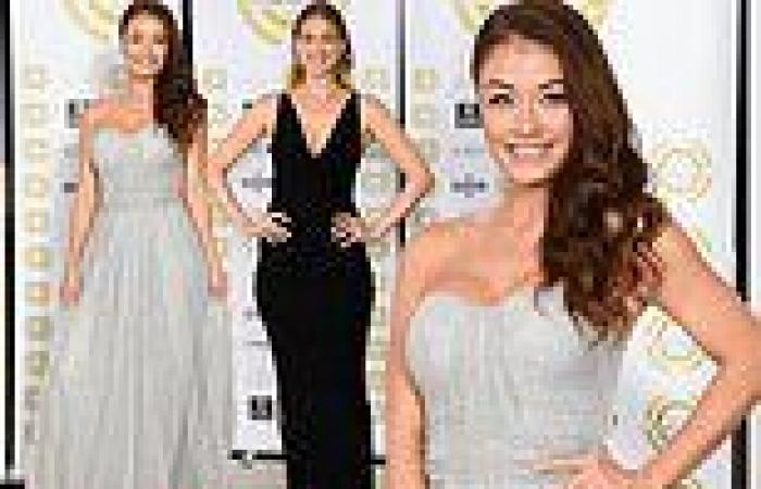 Jess Impiazzi and ex Hollyoaks star Amanda Clapham lead the stars at the ...