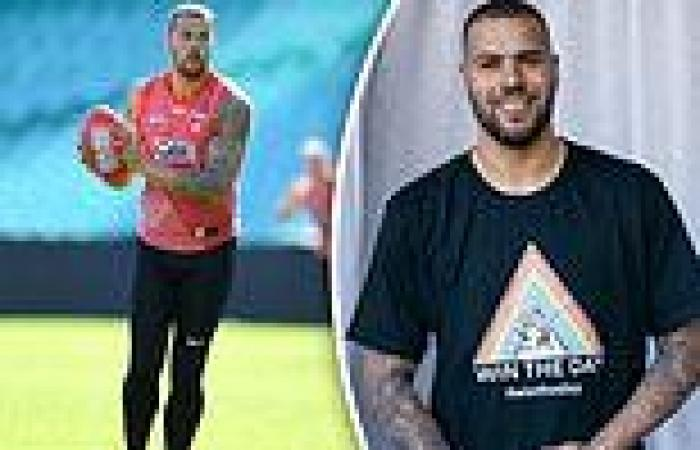 AFL starLance 'Buddy' Franklin reveals the secret to maintaining his famous ...