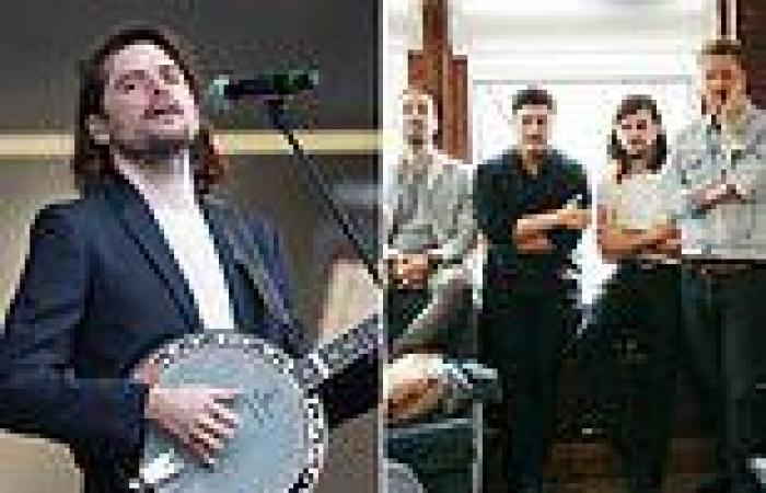 Winston Marshall reveals he was 'bloody terrified' to quit Mumford & Sons but ...