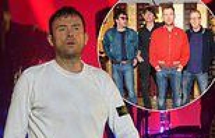 Blur frontman Damon Albarn talks band reunion, new Gorillaz music and UK ...