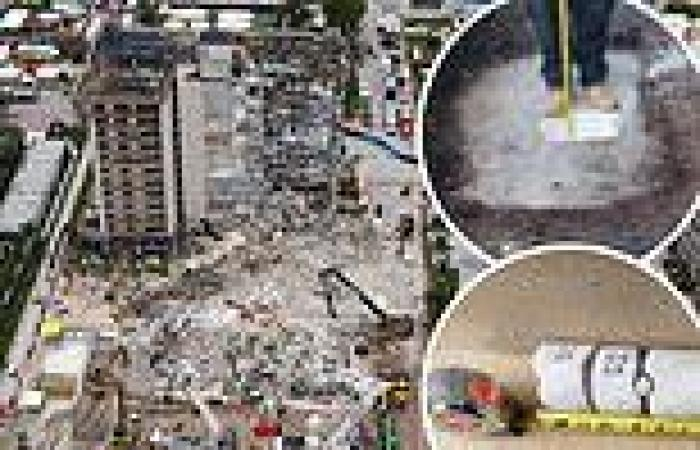 Bombshell October 2020 engineering report concrete damage to Miami condo's pool ...