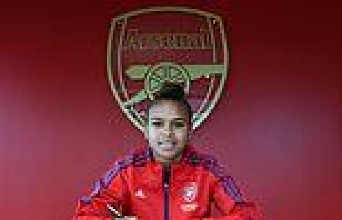 sport news Nikita Parris joins Arsenal from Lyon after two successful seasons in France