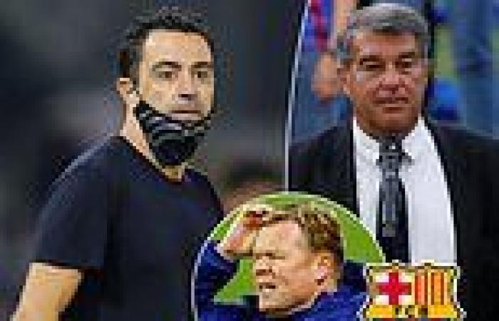 sport news Xavi reiterates he has no intention of an imminent Barcelona return