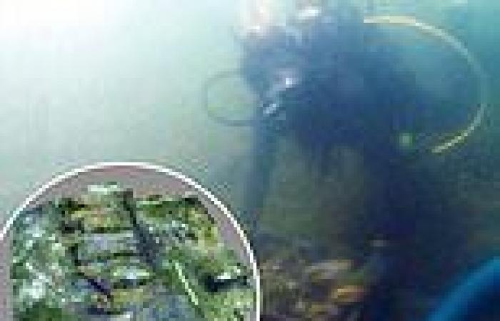 Shipwreck found 8ft underwater in Antigua may be 18th-century naval ship used ...
