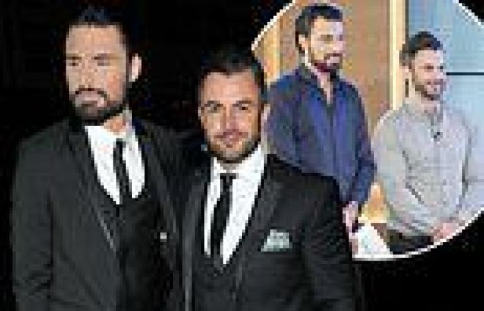Rylan Clark-Neal thanks fans for their 'love and kindness' amid split from Dan