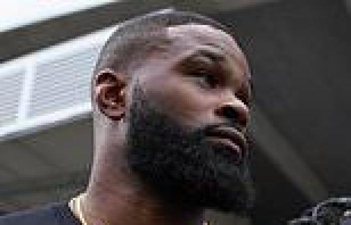 sport news Woodley claims Paul is going to get 'f**ked up' and that his team are 'gassing ...
