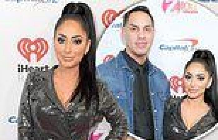 Jersey Shore star Angelina Pivarnick filed for divorce from husband Chris ...