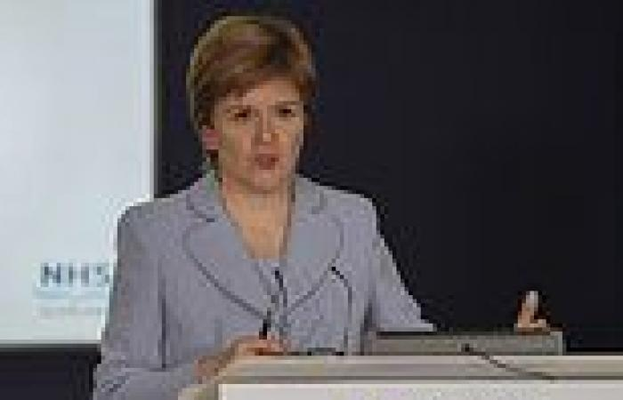 Nicola Sturgeon is accused of trying to 'rewrite history' over Tartan Army ...