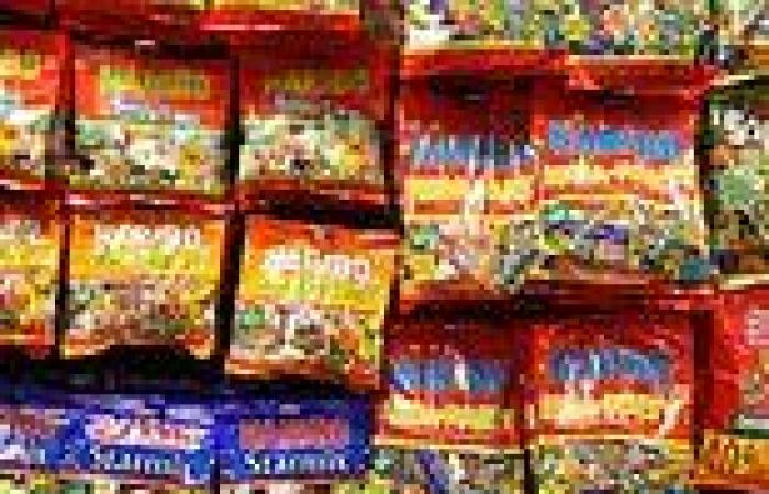 Haribo warns it is struggling to deliver to shops in the UK because of lack of ...