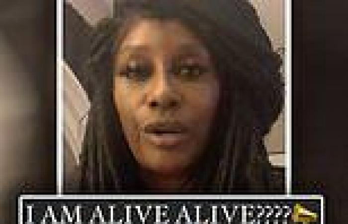 Flavor of Love reality star Saaphyri Windsor confirms she is NOT dead