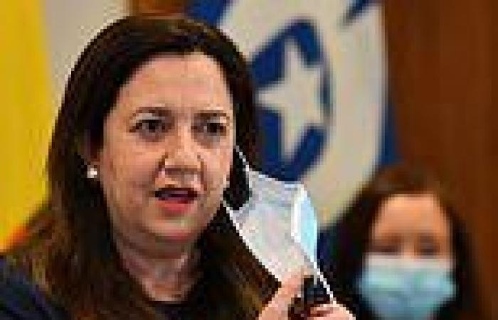 Annastacia Palaszczuk claims Queenslanders will be wearing masks until EVERYONE ...
