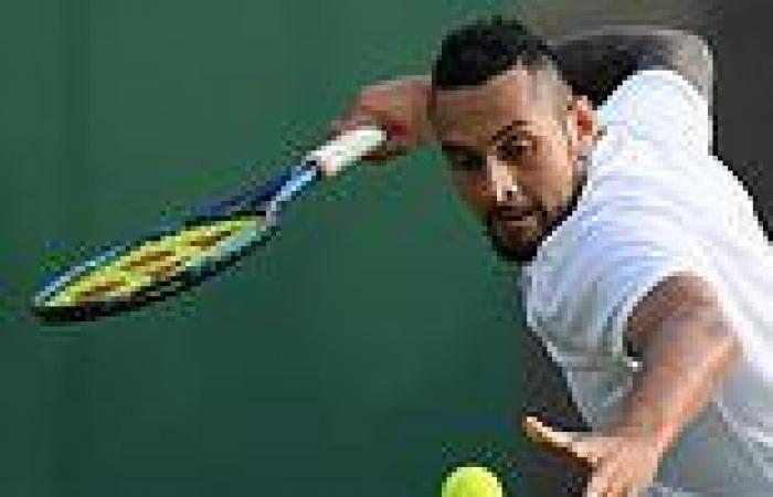 Wimbledon: Nick Kyrgios asks a FAN what his next move on the court should be