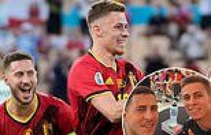 sport news Euro 2020: Thorgan Hazard has finally jumped out of his brother Eden's shadow ...