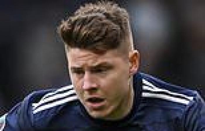 sport news Celtic eyeing up move for Hibernian striker Kevin Nisbet with Edinburgh club ...