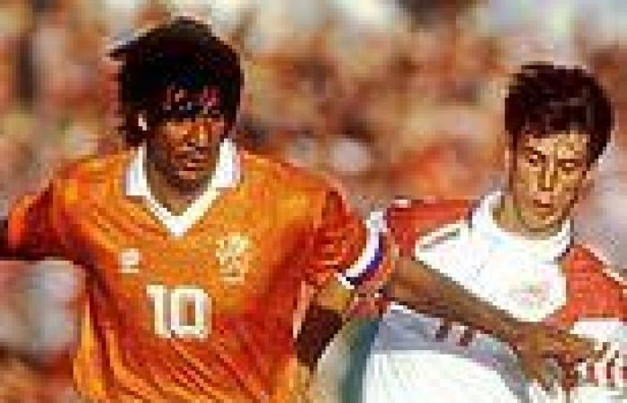 sport news Euro 2020: Brian Laudrup - No one fancied Denmark in the 1992 semi-final either