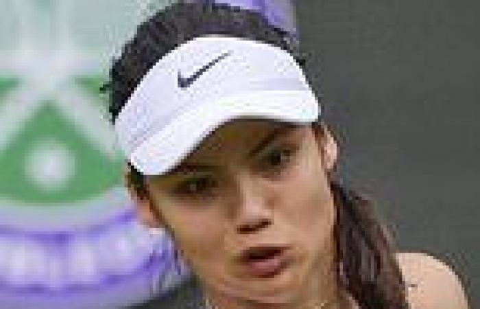 sport news Wimbledon 2021 LIVE: Emma Raducanu vs Ajla Tomljanovic - live score, build-up ...