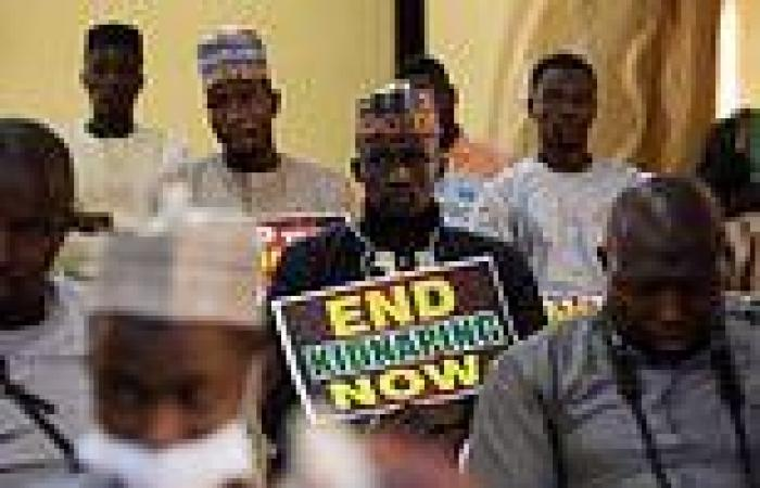 One-year-old child kidnapped along with seven other people from Nigerian ...