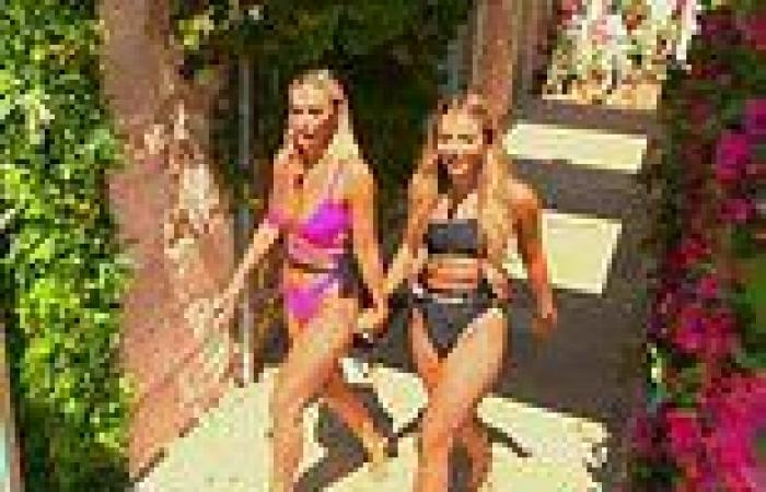 Love Island: TWO new bombshell babes are heading for the villa