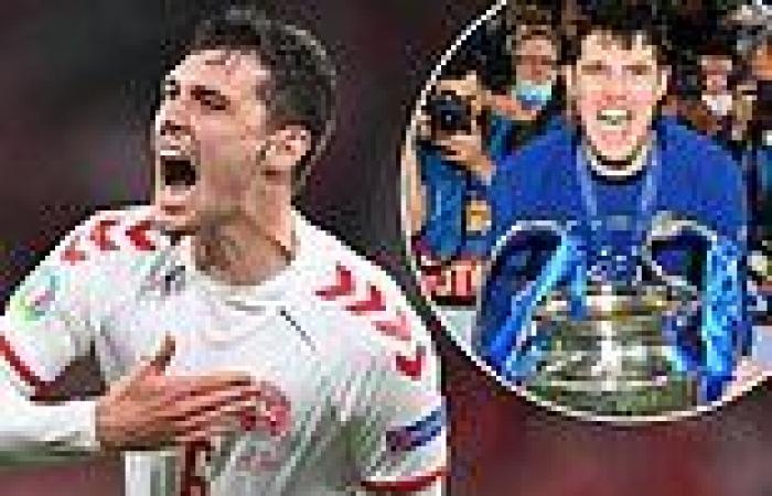 sport news Euro 2020 - Denmark's Andreas Christensen has blossomed into the defender ...