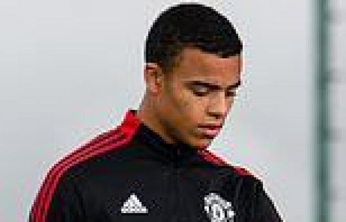 sport news Mason Greenwood takes part in Man United pre-season training as squad begin day ...