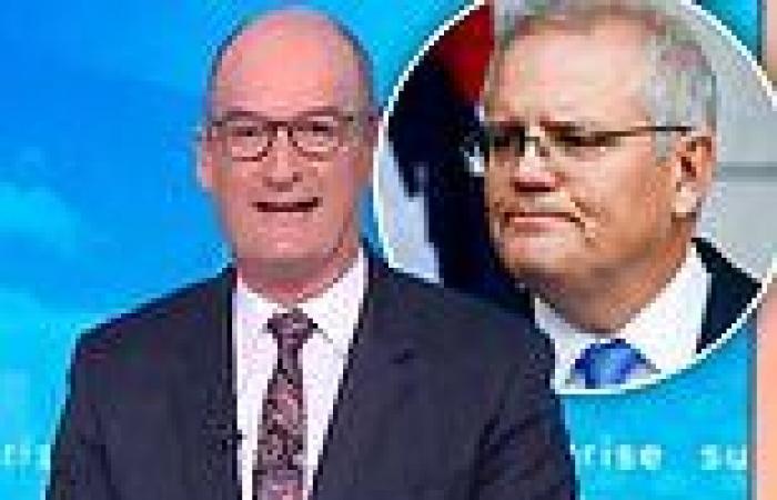 David Koch delivers amusing jab about PM Scott Morrison's bungled vaccine roll ...
