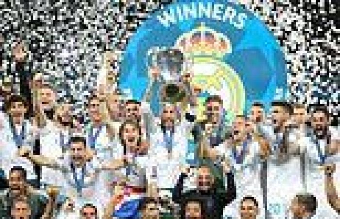sport news UEFA faces huge compensation claims if it bans  Madrid, Barcelona and Juventus ...