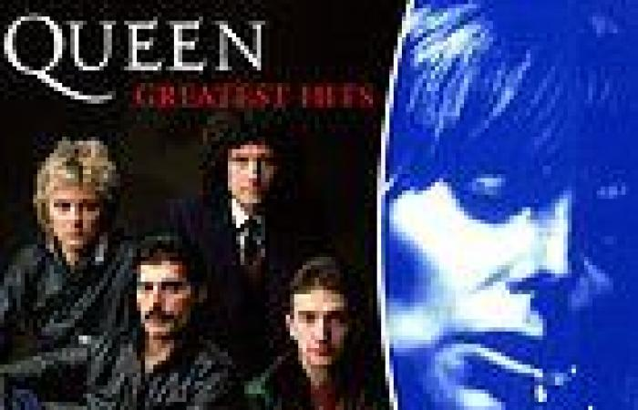 Queen's Greatest Hits and Joni Mitchell's Blue take over the top two slots on ...