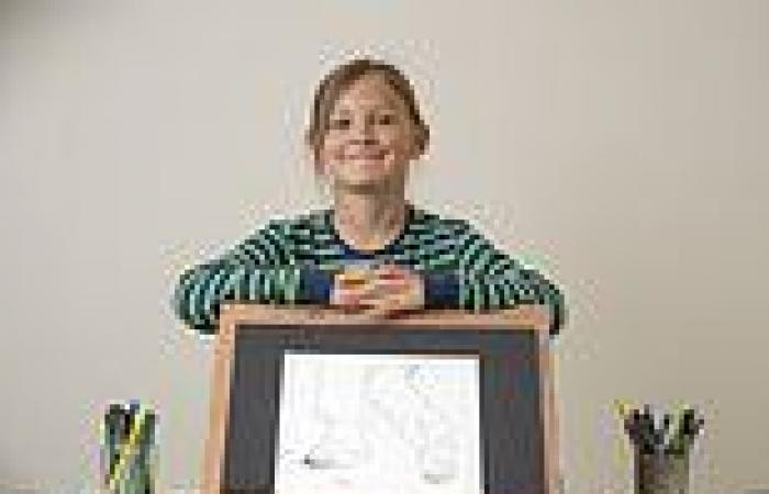 Constable's great-great-great-great grandson, seven, has artwork accepted by ...