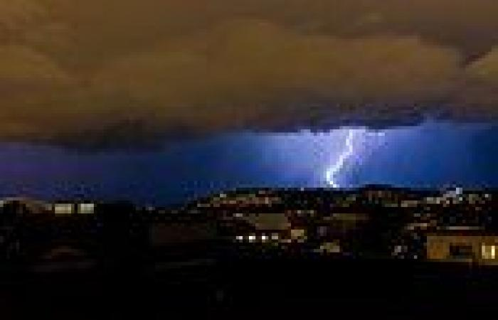 Lightning bolt kills two sisters, aged 18 and 12, as they were hiking in Norway