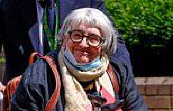 Retired academic, 75, who harassed her neighbour in 25-year feud is spared jail