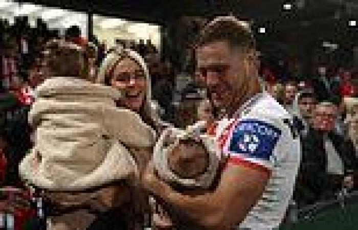 Jack de Belin is fined for attending Paul Vaughan's party that breached Sydney ...