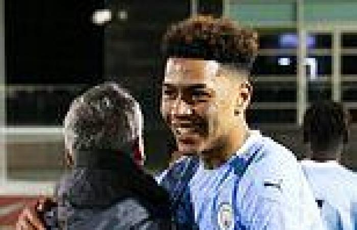 sport news Crystal Palace begin talks to bring in Man City's £7m-rated talented young ...