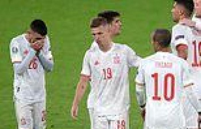 sport news PETE JENSON: Spain's Euro 2020 run has left a nation feeling like they have a ...