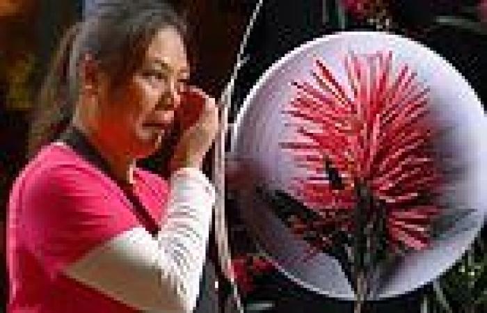 Linda Dalrymple eliminated from MasterChef Australia