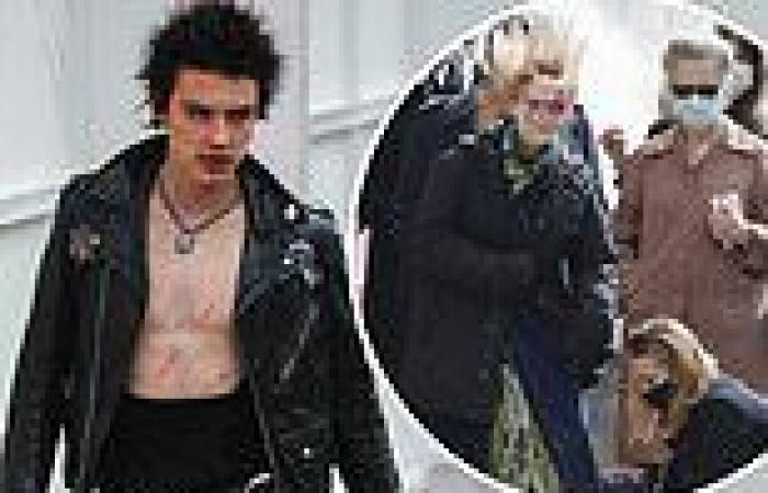 Sex Pistols biopic filming 'is shut down after a Covid outbreak sparked by mosh ...