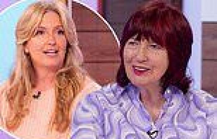 Loose Women's Janet Street-Porter throws major shade at co-star Penny Lancaster ...