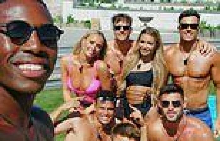 Love Island fans FUMING with Brad, Jake and Aaron as they fawn over new girls ...