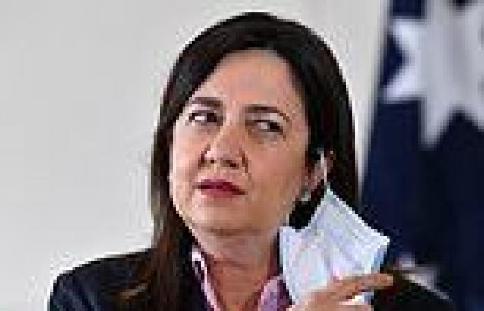 AnnastaciaPalaszczuk claims it would be a 'disaster' if she didn't attend the ...