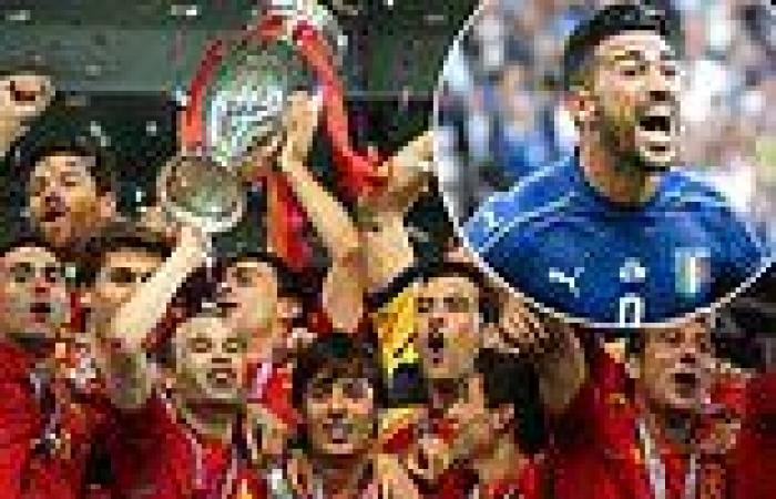 sport news Euro 2020; Spain and Italy's wild history ahead of their FOURTH straight ...
