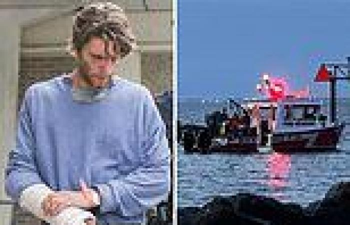 One man missing, another arrested after crashing jetty off Long Island shore ...