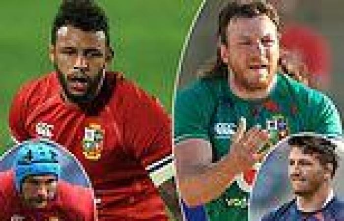 sport news The Lions are laughing at six and seven and Warren Gatland has a welcome problem