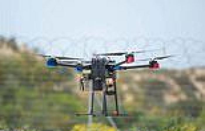Israel uses AI-guided drone swarm to target Hamas militants in Gaza