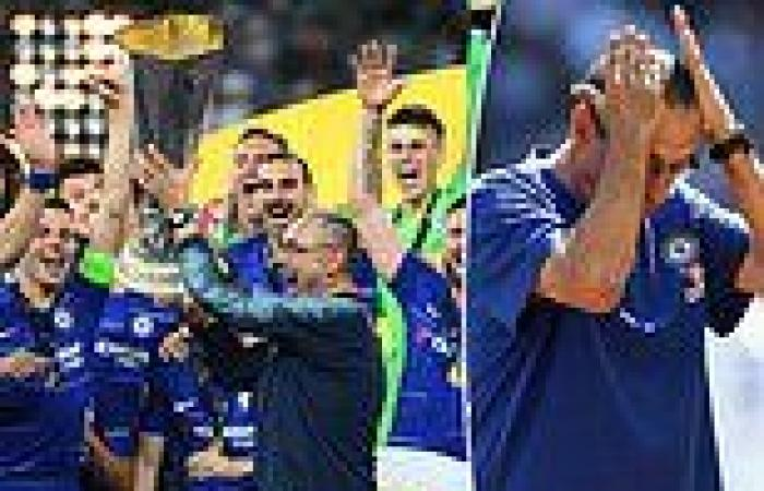 sport news Maurizio Sarri admits he made 'a sensational mistake' in leaving Chelsea for ...
