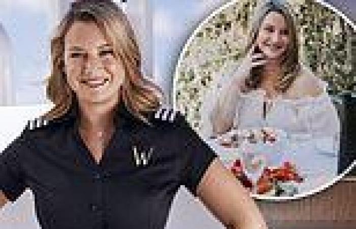 Hannah Ferrier reveals her surprising new career venture after leaving Below ...
