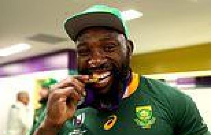 sport news Tendai Mtawarira backs South Africa to maul the British and Irish Lions